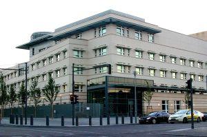US Embassy, Berlin, Germany