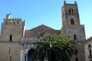 The Ancient Towers of Catedral Monreale