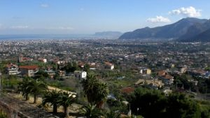 Traveling Abroad: A View of Palermo from Sicily